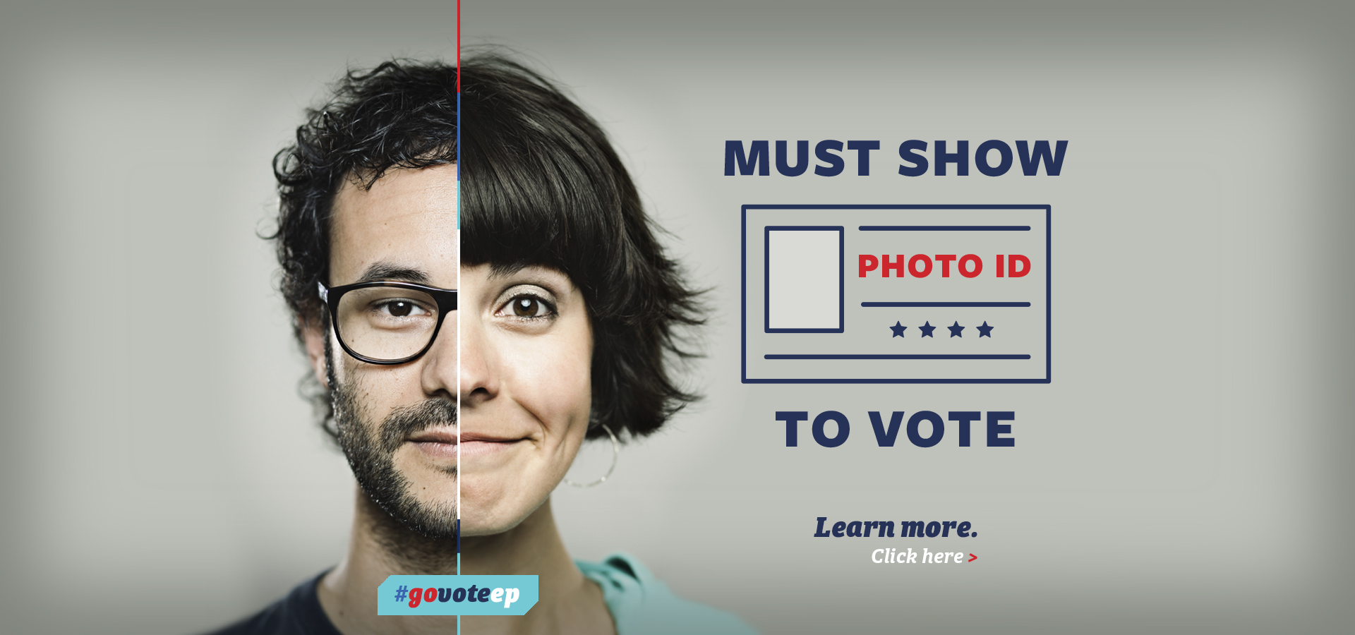 Must Show Photo ID To Vote